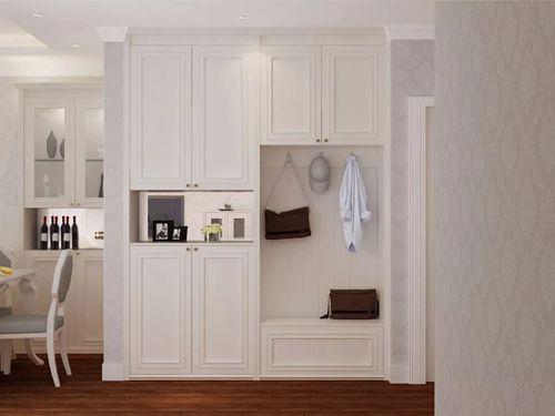 新房装修玄关鞋柜怎么设计才能美观又实用?