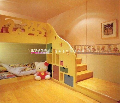 合肥儿童房装修设计
