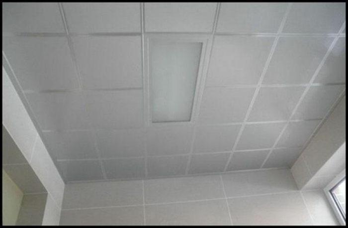 合肥装修材料集成吊顶扣板