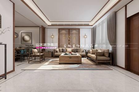 新华御湖上园&新中式 | 中式风华,现代之家