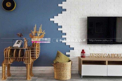 电视背景墙装修设计技巧