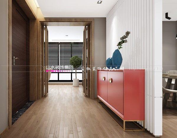 合肥140平方现代风格装修案例鉴赏