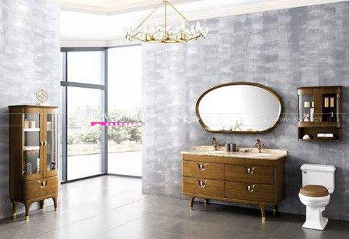 装修如何选择浴室柜