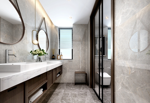 洗手间怎么装修省钱?做好这三点,科学衡量性价比