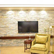 合肥家居装修<span style='color: #ff0000'>电视背景墙</span>的设计技巧和样式