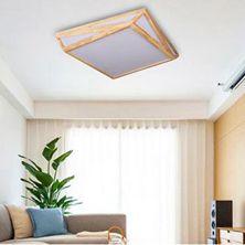 合肥室内装修吸顶灯选择技巧和注意事项