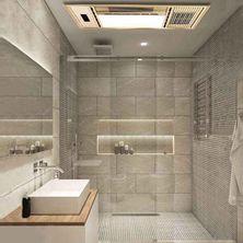 卫生间装修选择风暖还是灯暖?看完你就知道了