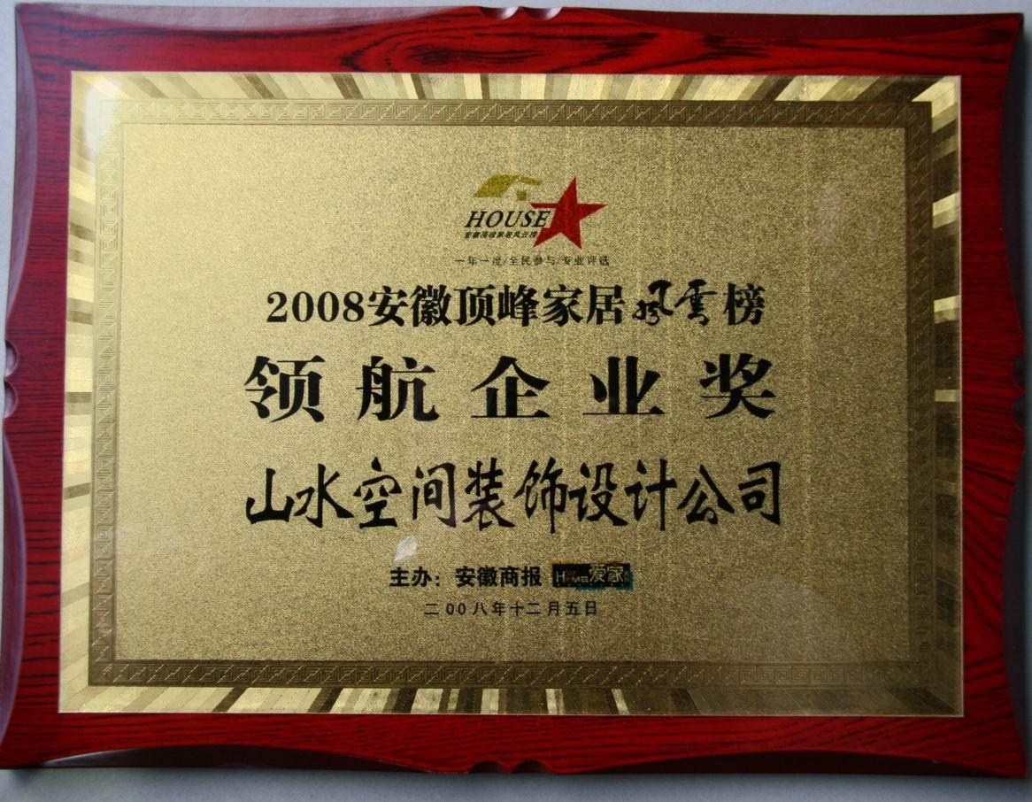 领航企业奖(省级)