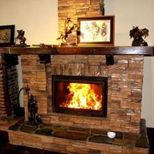 别墅装修如何选择壁炉?别墅壁炉的尺寸和风格