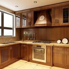 家里<span style='color: #ff0000'>厨房装修设计</span>,橱柜尺寸设计标准一定要知道!