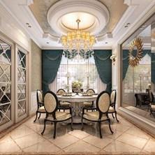 别墅餐厅如何装修设计?别墅餐厅装修设计注意事项和技巧