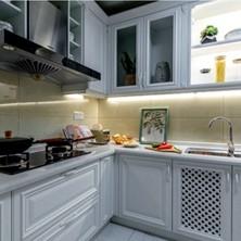 想装修个欧式开放式厨房,搭配什么样的厨电好?
