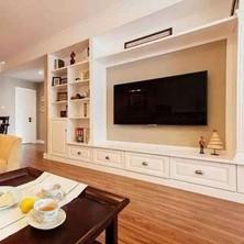 家居电视墙尺寸如何确定?合肥家装公司山水装饰告诉您