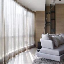 装修选对窗帘,家里横竖都是美——合肥山水装饰分享!