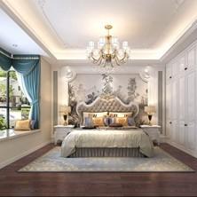 家装想要营造高级感,欧式风家具如何选?(山水装饰分享)