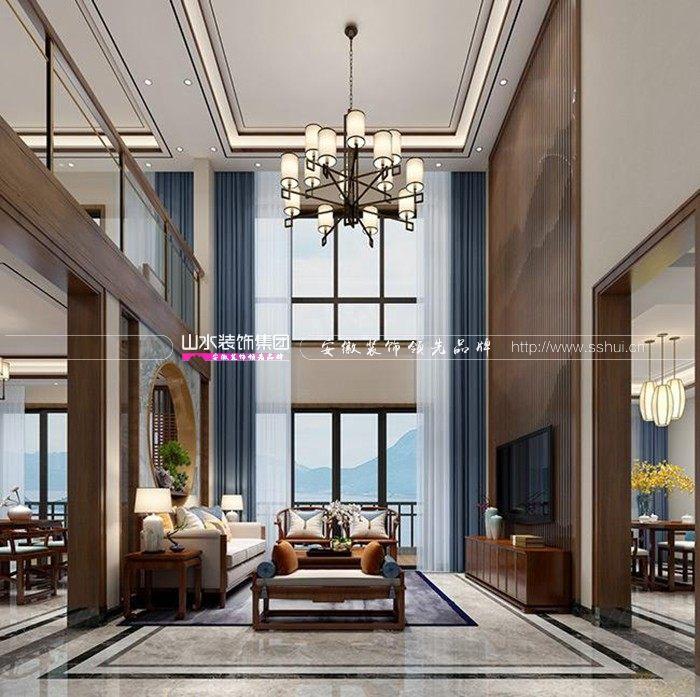 挑高客厅怎么装修设计