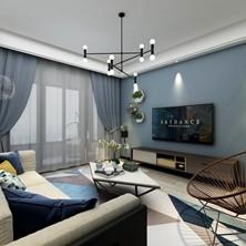 家装电视墙如何让人眼前一亮?合肥山水装饰分享电视墙设计技巧