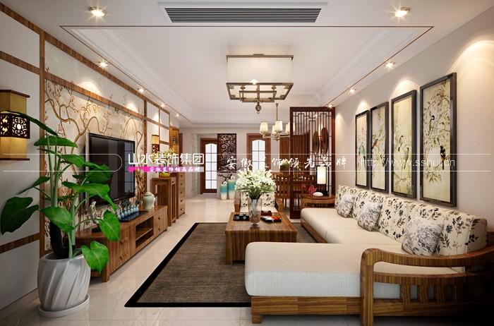 中式装修别墅