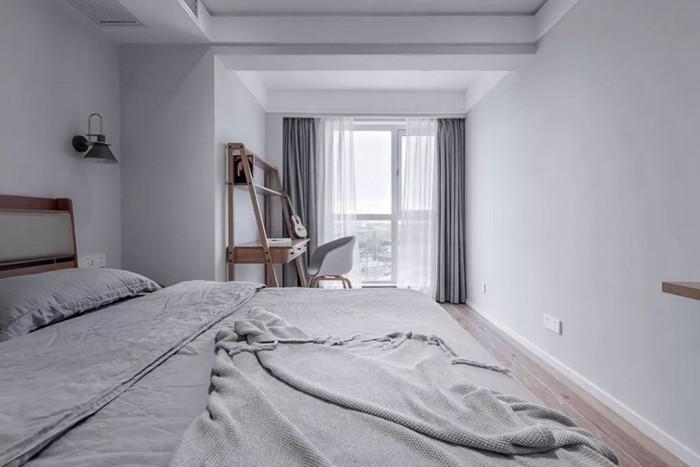灰调卧室如何营造温馨氛围