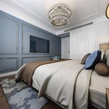 灰色调卧室如何营造温馨感?合肥山水装饰分享高品质卧室<span style='color: #ff0000'>装修技巧</span>