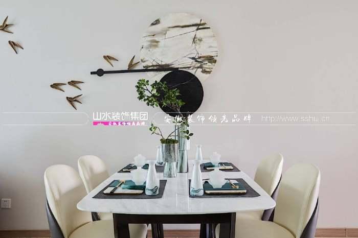 现代新中式餐厅