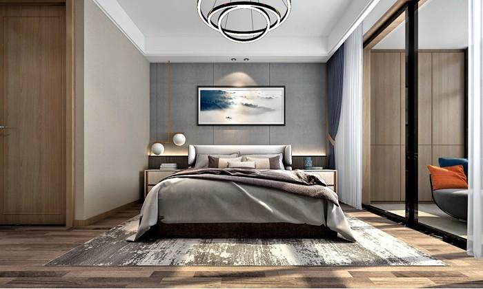 整体卧室装修设计
