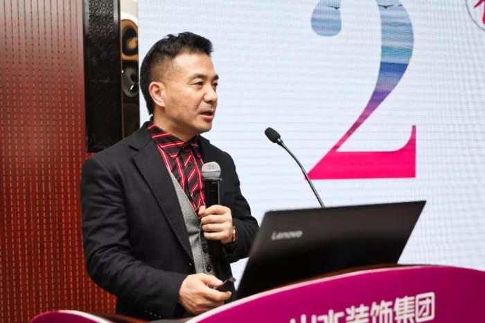 山水装饰集团董事长宋春红 讲述时代赋予的使命