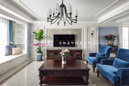保利香檳國際&美式 | 設計合理的家,住著才舒適