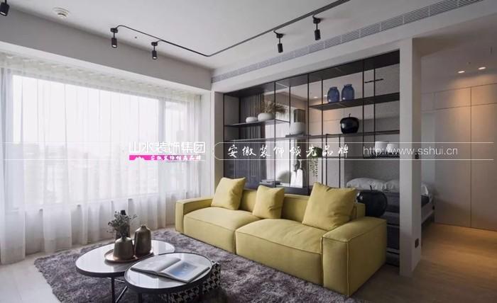 家装流行的隔断设计