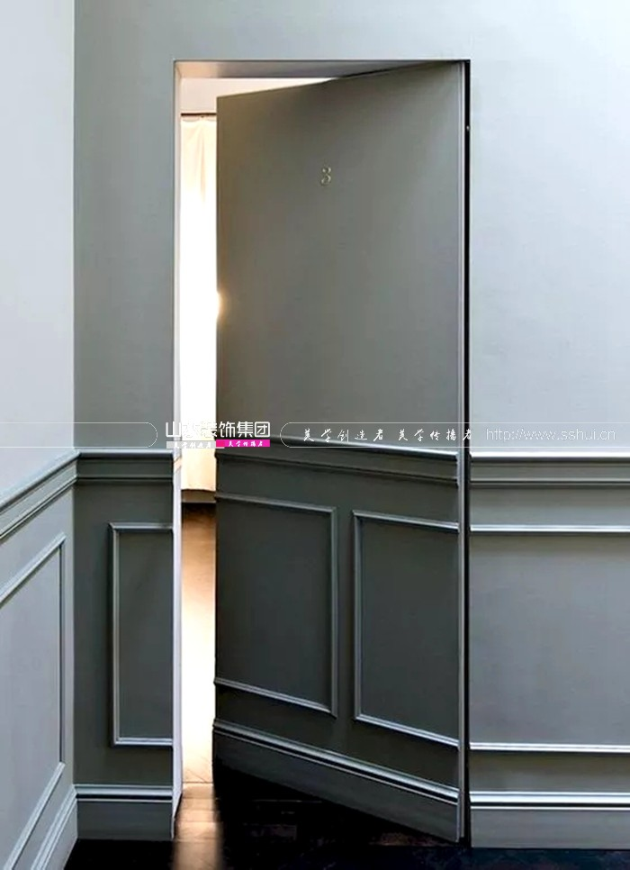 隱形門如何設計