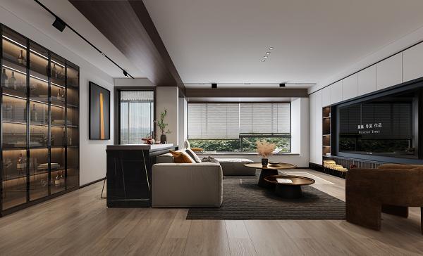 装修别墅做好空间规划,才有舒适的家