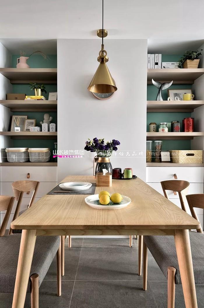 餐邊柜如何設計美觀又實用