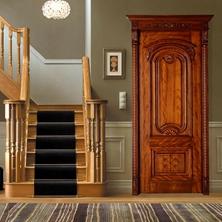 合肥新房住宅装修室内门这样选,颜值高又实用!