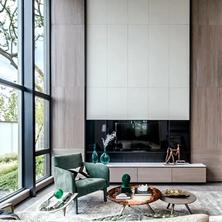 2020<span style='color: #ff0000'>合肥新房装修</span>巧用木饰面,让你家看起来更高档!