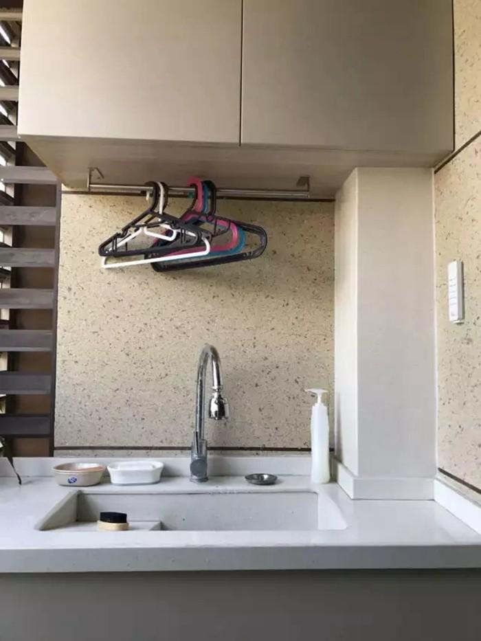 阳台安装洗衣池