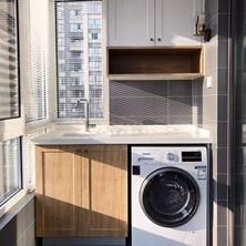 合肥新房装修阳台安装洗衣池,这7个细节一定要做到位!