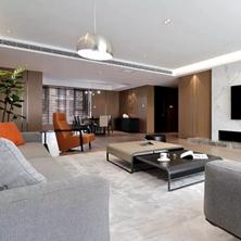 清凉舒适!新房客厅中央空调这样装,让你家颜值高又凉爽!