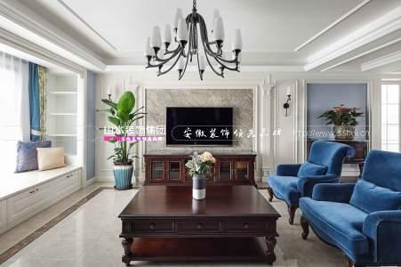 保利香檳國際&美式   設計合理的家,住著才舒適