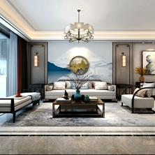分享几款合肥超时兴的客厅装修风格,看看你最喜欢哪一种?