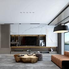 2020合肥装修电视背景墙流行这样装,你家装修Get了吗?