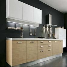 合肥装修橱柜这样设计,让你家厨房颜值与实用性并存!