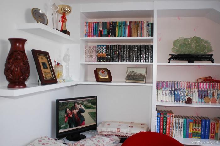 小书房装修风格