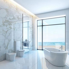 合肥住宅<span style='color: #ff0000'>卫生间怎么装修</span>实用好看?一键解决你的疑问