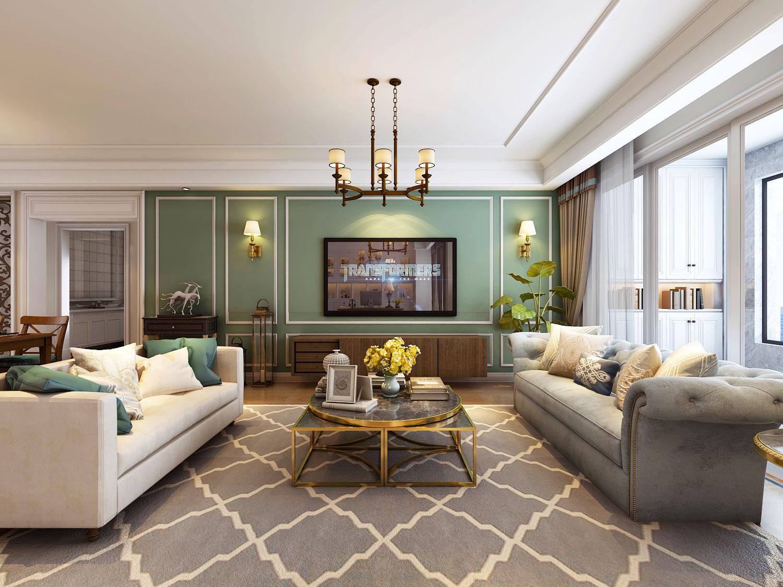合肥花山堡墅140平米簡美風格裝修 | 清新輕奢宅
