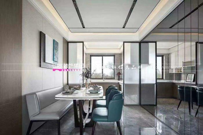 合肥望江台130平米现代简约风格装修