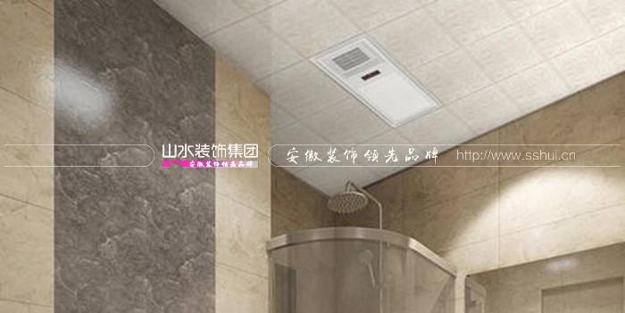 卫生间装修吊顶注意什么问题
