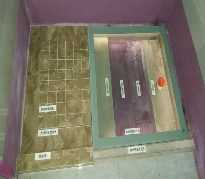 卫生间装修流程先后顺序