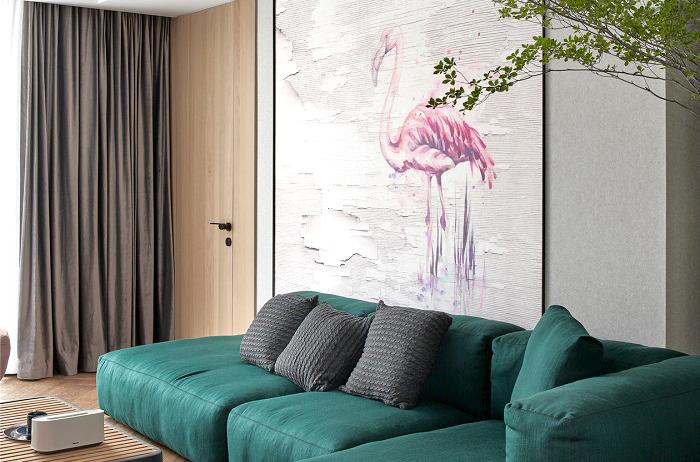合肥皖新翡翠莊園126平米現代簡約風格裝修 | 給家加點料