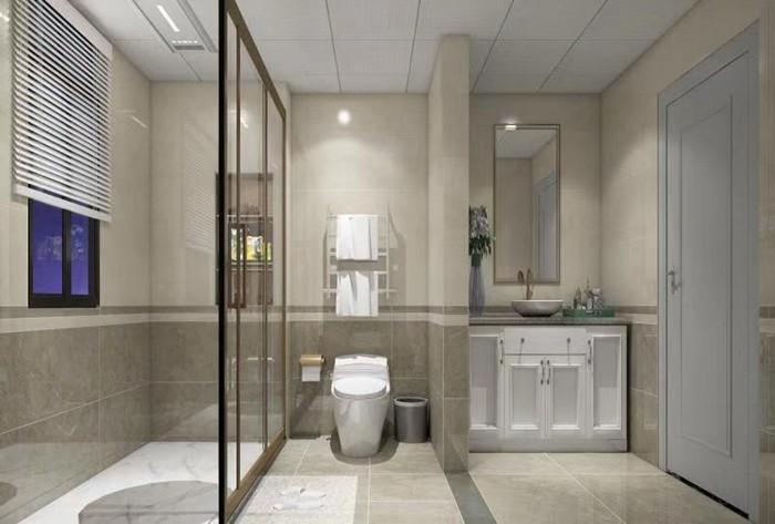 两个卫生间怎么装修