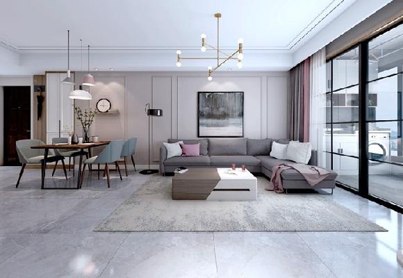 合肥装修客厅色彩如何搭配?家里才能颜值高格调更高